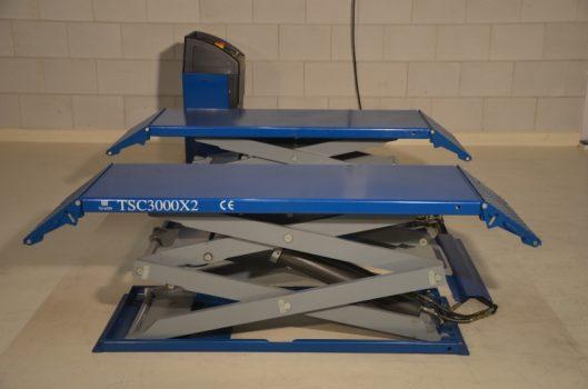 TyreON TSC3000X2 auto hefbrug