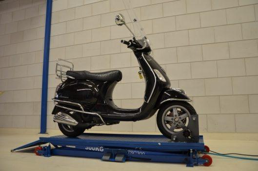 TyreON TSC300 scooter hefbrug