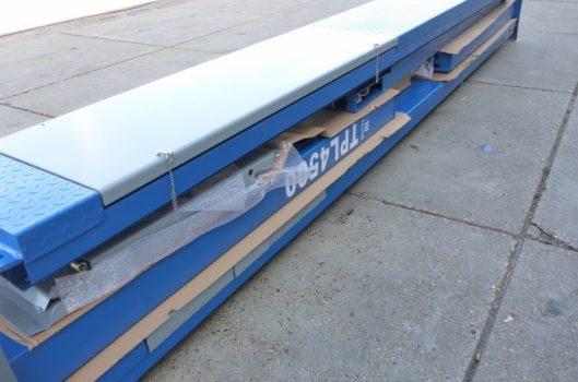 TPL4500 4 koloms hefbrug