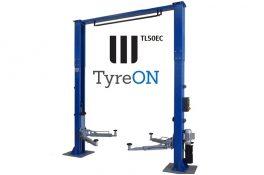 TyreON TL50EC 2 koloms hefbrug 380V – vloervrij