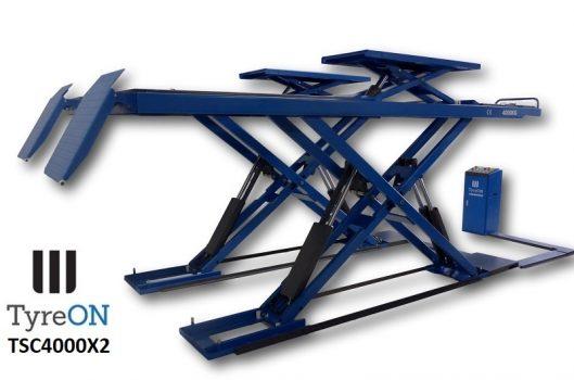TyreON TSC4000X2 rijbanen hefbrug