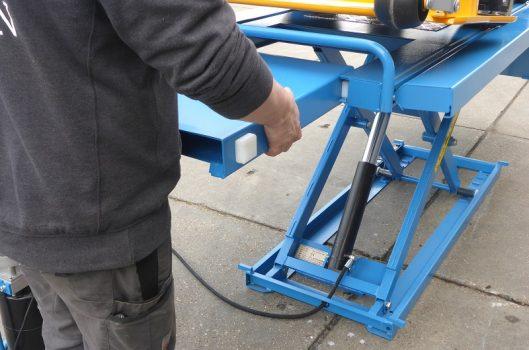 TyreON ASM0704H motor heftafel plaat