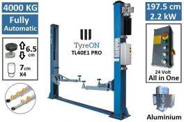 TyreON TL40E1 PRO twee koloms hefbrug 380V