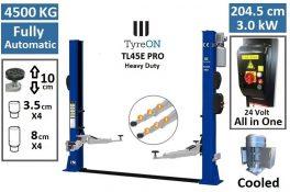 TyreON TL45E PRO twee koloms hefbrug